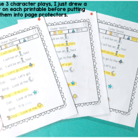 Reader's Theater in the Primary Classroom (with a FREEBIE)