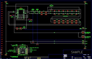 Electrical Drawing Cad Template – readingrat