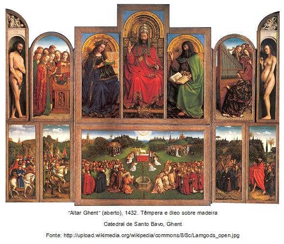 Livros 50 Artirts - Van Eyck 3