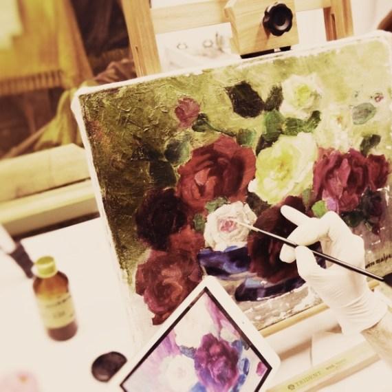 O resgate de uma pintura – parte final