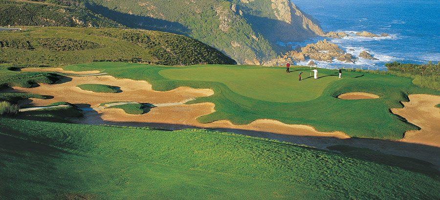 South Africa Luxury Safari - Golf