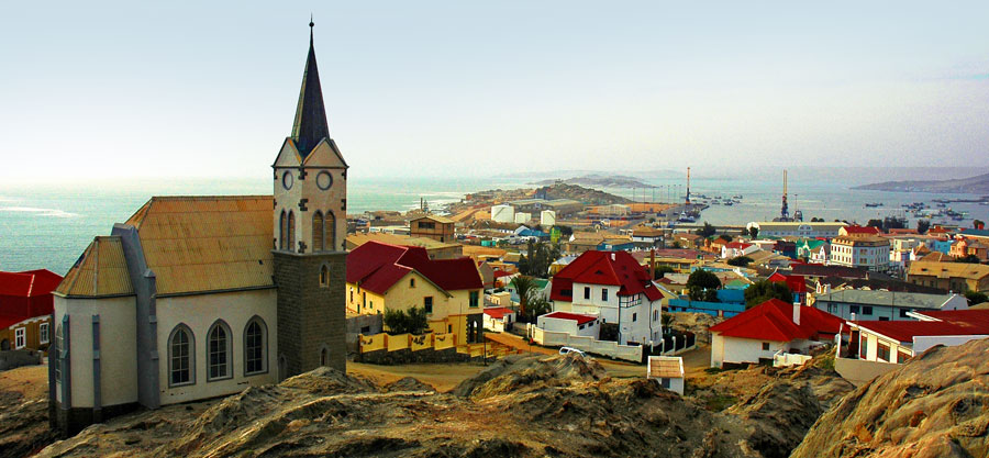 Luderitz Church