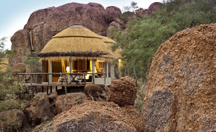 Luxury Camp in Damarland
