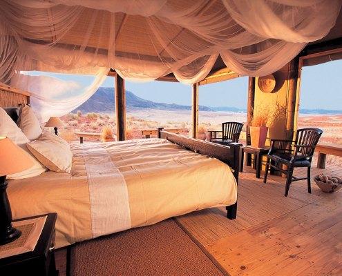 Wolwedans Namibia Lodge - Luxury Tented Lodge Namib Desert - Wolwedans