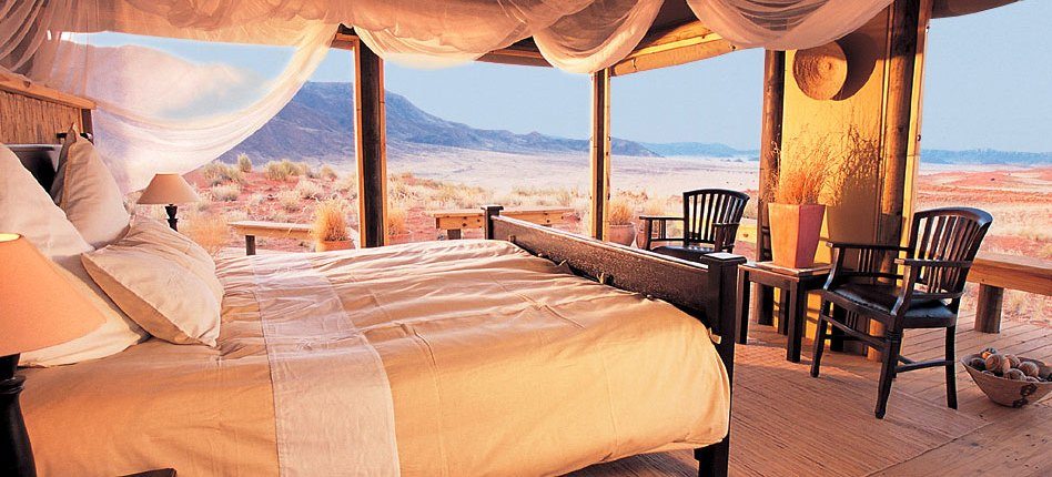 Wolwedans Namibia Lodge - Luxury Tented Lodge Namib Desert - Wolwedans