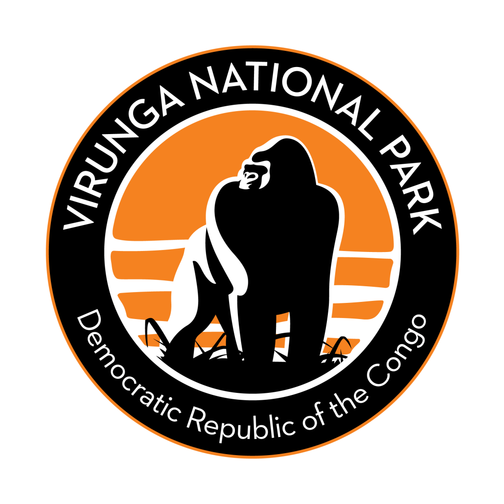Congo Safari Virunga Park logo