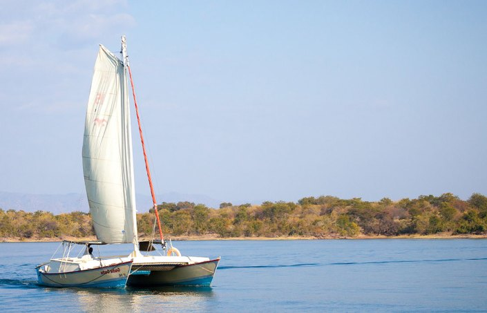 Lake Kariba - Musango Safari Camp - Zimbabwe
