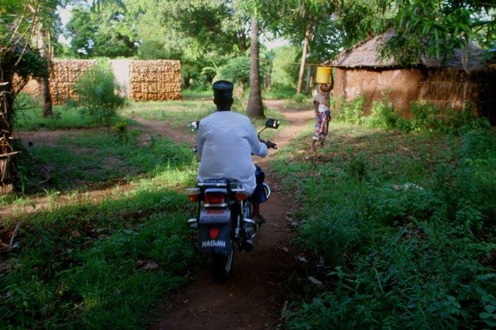 Msambweni Village Kenya