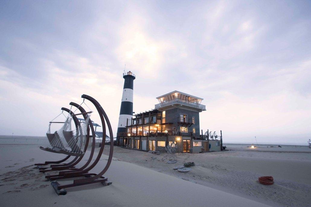 Pelican Point Lodge - luxury boutique hotel walvis bay