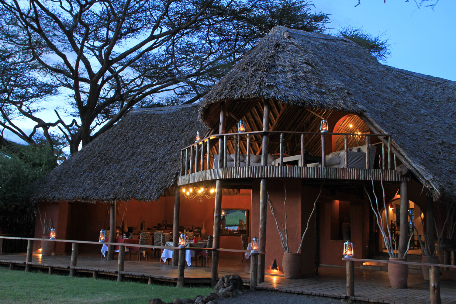 Tawi Kenya Amboseli Lodge luxury safari