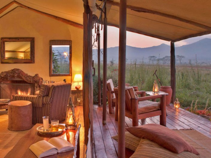 Enasoit Private House and Reserve Kenya