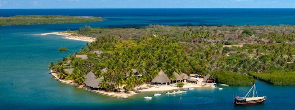 Lamu Archipel Manda Bay