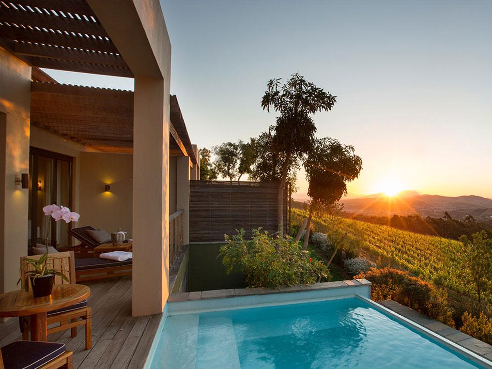 Delaire Graff - Wine Estate - Luxury Lodge - South Africa