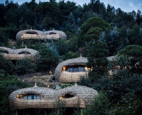 Atelier Africa Safaris, Luxury Safari, Rwanda, Destination, Bisate Lodge