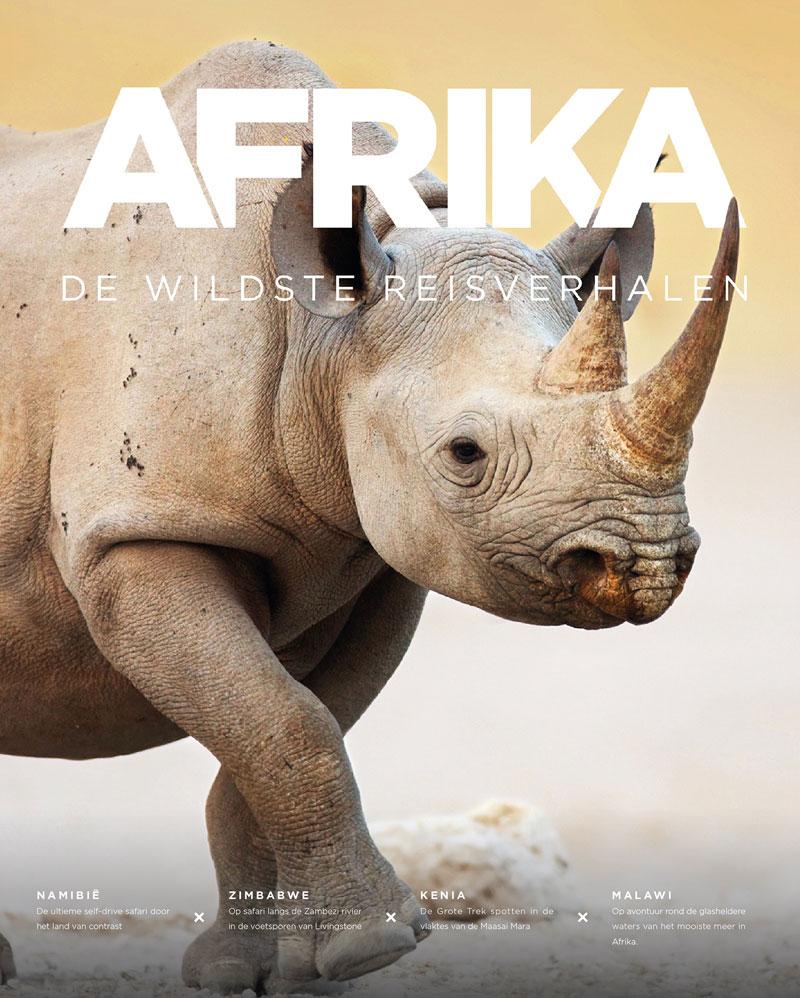 AFRIKA Reisverhalen Magazine