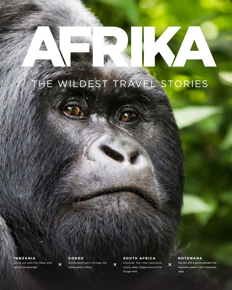 AFRIKA Magazine Englisch version