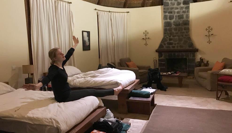 Mikeno Lodge Virunga Park