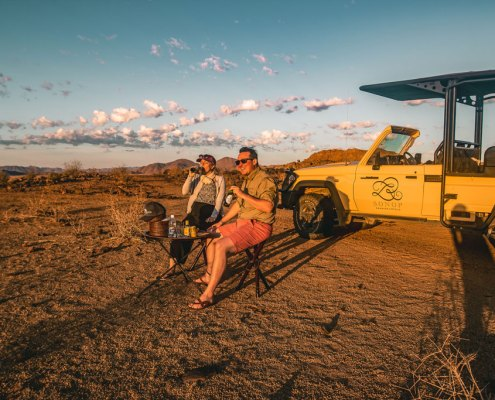 Sonop Lodge Namibia - Timo & Michele Atelier Africa