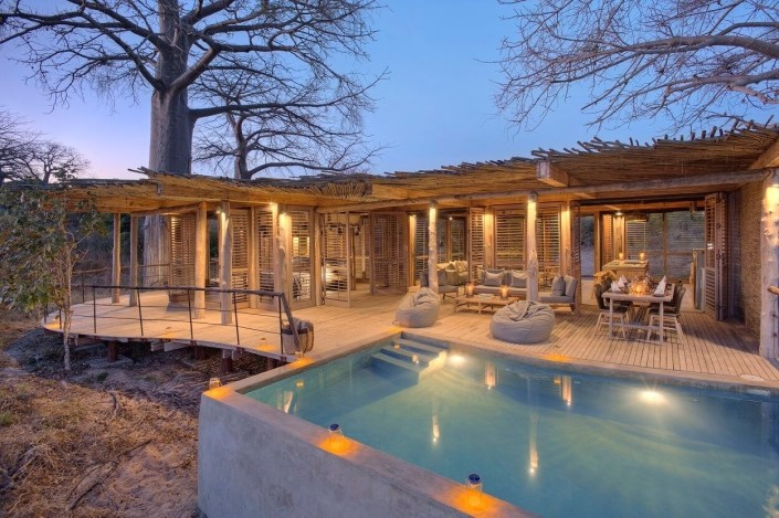 Private African House