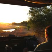 Sunset Singita