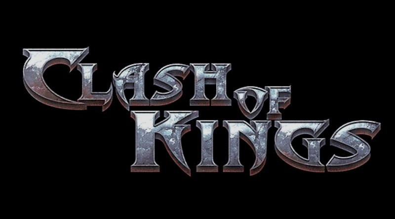 Jeu Clash of Kings sur android