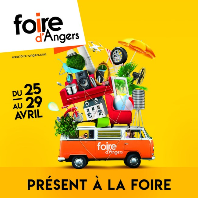 foire angers 2019
