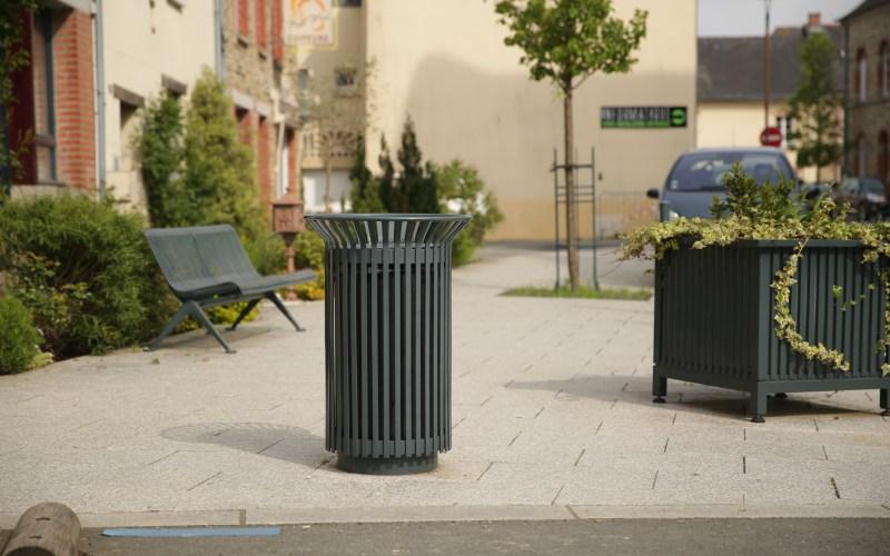 Centre bourg - Servon-sur-Vilaine- Réaménagement ABE