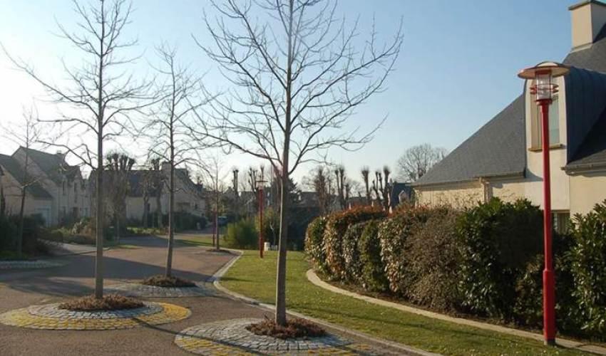 Lotissement paysager Cottage Park - Réalisation ABE