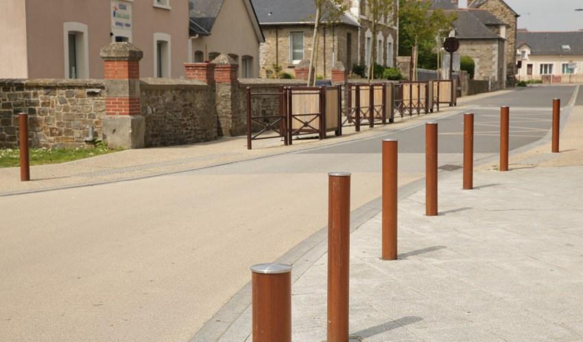 Commune de Balazé - centre Bourg - Réalisation ABE