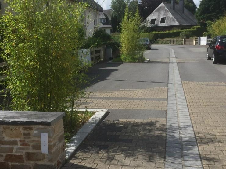 Ville de Saint Grégoire - Quartier Belle Epine (Cité des jardins) - Réalisation ABE
