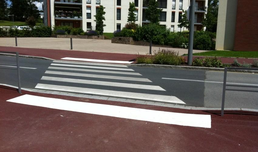 Saint-grégoire - Place Carré - Champ Daguet - Réalisation ABE
