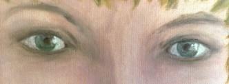Petras Augen Detail 1