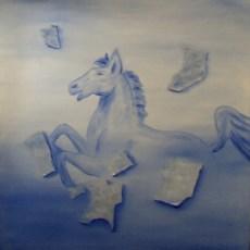 Pferd groß