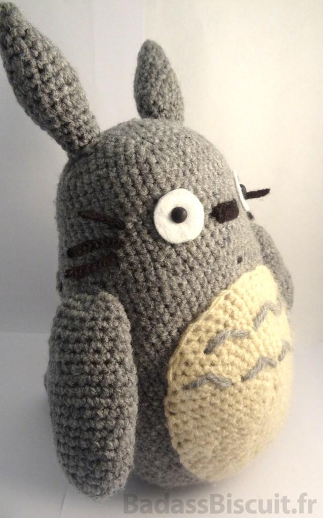 Amigurumi totoro au crochet
