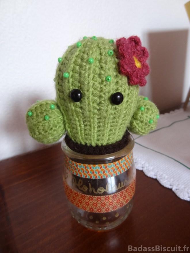 Amigurumi Cactus au crochet