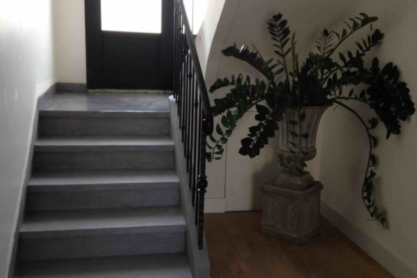 Escalier beton cire parquet carreaux ciments nantes 1 copie