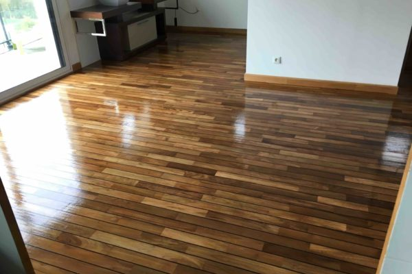 renovation parquet teck de birmanie carantec 1 copie