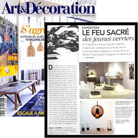 article magazine art & decoration exposition carmaux