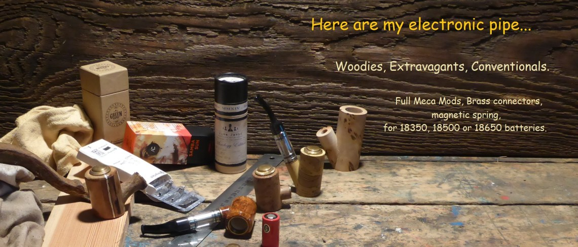 my workshop with my e-pipes production