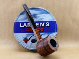 présentation de ma pipe en bois d'amourette à fourneau graphite