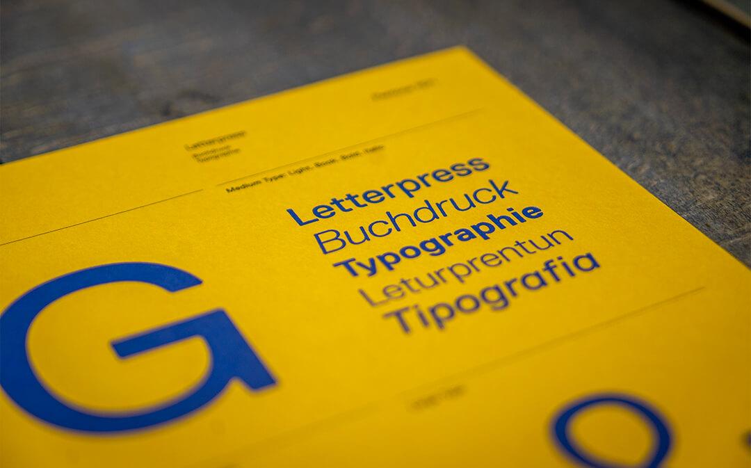 Comment choisir sa typographie ?