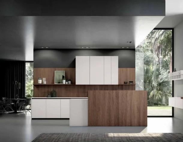 Il nostro catalogo permette di ordinare tutti i mobili: Modern Kitchen Smart 04 Nova Cucina