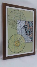 Printed Ceramic (45) Pentagone Tachfiniya Atelier Khatt