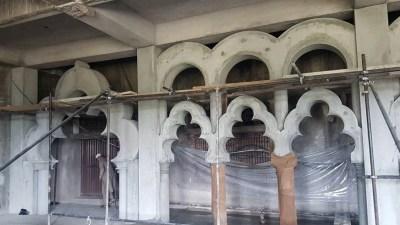Mosquée Gulhar Shareef Kotli Cachemir (11)