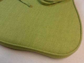 détail galette de chaise