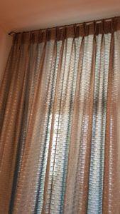 rideaux plis flamands