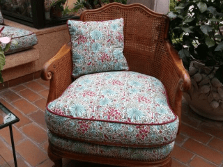 coussin de fauteuil