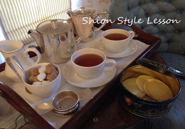 『一杯のおいしい紅茶』とイギリス