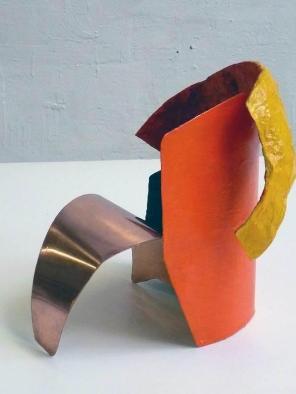O.T. Metalle, Acryl, 40x30