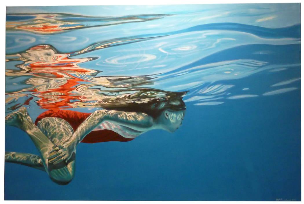 B. Yoshiko Pruchnow. 2014 Swimmer n°10
